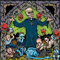 Cover of Agoraphobic Nosebleed - Altered States Of America