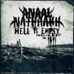 Cover of Anaal Nathrakh - Hell Is Empty, And All The Devils Are Here