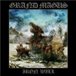 Cover of Grand Magus - Iron Will
