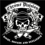 Chrome Division - Booze, Broads And Beelzebub