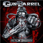 Cover of Gun Barrel - Outlaw Invasion