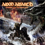 Cover of Amon Amarth - Twilight Of The Thundergod