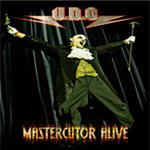 U.D.O. - Mastercutor Alive (DVD)