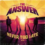Cover of Answer, The - Never Too Late EP