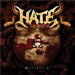 Cover of Hate - Morphosis