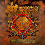 Cover of Saxon � Into The Labyrinth