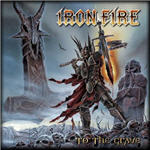 Cover of Iron Fire � To The Grave