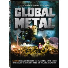Dunn, Sam - Global Metal (DVD)