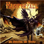 Cover of HammerFall - No Sacrifice, No Victory