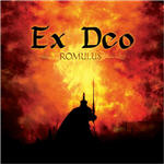 Cover of Ex Deo - Romulus