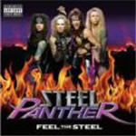Cover of Steel Panther � Feel The Steel