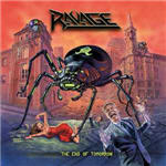 Cover of Ravage � The End Of Tomorrow