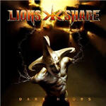 Cover of Lion�s Share � Dark Hours