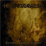 Cover of Griftegrd - Solemn, Sacred, Severe