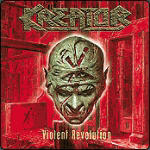 Cover of Kreator - 'Violent Revolution'