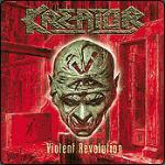 Cover of Kreator - 'Violent Revolution'