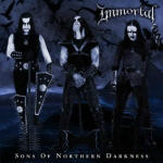 Cover of Immortal - 'Sons Of Northern Darkness'