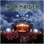 Cover of Iron Maiden - 'Rock In Rio'