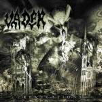 Cover of Vader - 'Revelations'