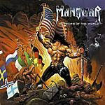 Cover of Manowar - 'Warriors Of The World'
