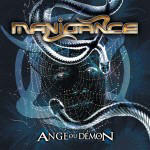 Cover of Manigance - 'Ange Ou D�mon'