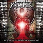 Cover of Origin - 'Informis, Infinitas, Inhumanitas'