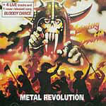 Living Death - Metal Revolution (Re-Release)
