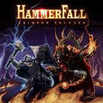Cover of Hammerfall - 'Crimson Thunder'