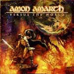 Cover of Amon Amarth - 'Versus The World'