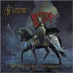 Cover of Saxon - 'Heavy Metal Thunder'