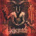 Cover of Behemoth - 'Zos Kia Cultus'
