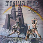 Cover of Manilla Road - 'Spiral Castle'
