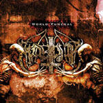 Cover of Marduk - World Funeral