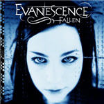 Cover of Evanescence - Fallen