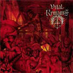 Cover of Vital Remains - Dechristianize