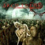 Cover of Arch Enemy - Anthems Of Rebellion