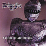 Britny Fox - Spearhead Motorshark