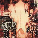 Cover of Lamb Of God - As The Palace Burns
