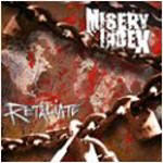 Cover of Misery Index - Retaliate