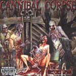 Cover of Cannibal Corpse - The Wretched Spawn