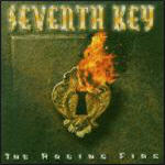 Cover of Seventh Key - The Raging Fire