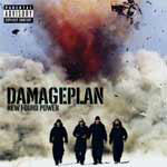 Cover of Damageplan - New Found Power