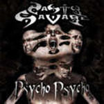 Cover of Nasty Savage - Psycho Psycho