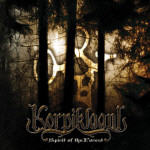 Cover of Korpiklaani � Spirit Of The Forest