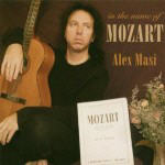 Masi, Alex - In The Name Of Mozart