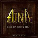 Cover of Aina  Days Of Rising Doom