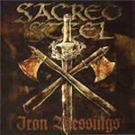 Cover of Sacred Steel - Iron Blessings