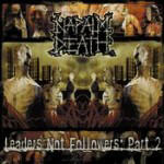 Cover of Napalm Death � Leaders Not Followers 2