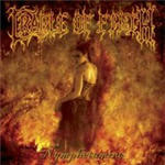 Cover of Cradle Of Filth - Nymphetamine