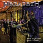 Cover of Megadeth � The System Has Failed